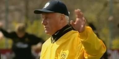 Fußballer Udo Lattek ist gestorben