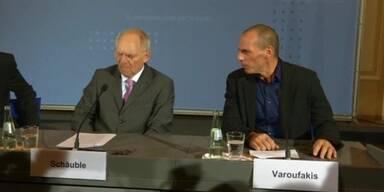 Griechischer Finanzminister wirbt für Überbrückungsprogramm