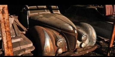 60 Luxus-Autos entdeckt
