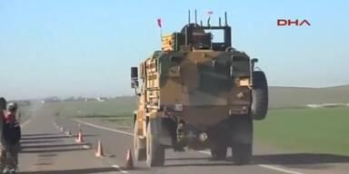 Türkischer Militäreinsatz in Syrien