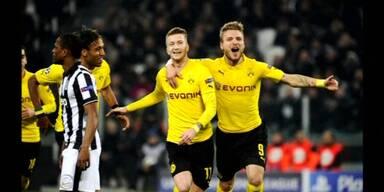 Dortmund Trainer zufrieden mit Mannschaft
