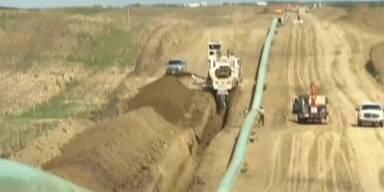 Obama ist Gegner von Öl-Pipeline
