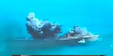 Iran hält Seemanöver ab