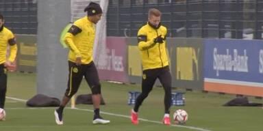 Derby zwischen Dortmund und Schalke