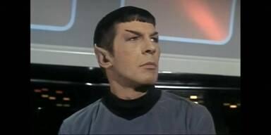 Gute Reise, Mr. Spock!