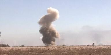 Selbstmordanschlag auf Kraftwerk im Irak
