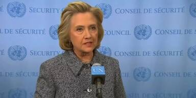 Außenministerium veröffentlicht Clintons Mails