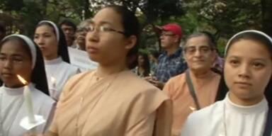 Räuber vergewaltigen 75-jährige Nonne
