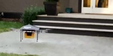 Amazon darf Drohnen in den USA  testen