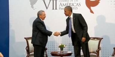 USA und Kuba mit freundlichen Gesprächen