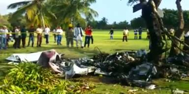 Mehrere Tote nach Flugzeugabsturz