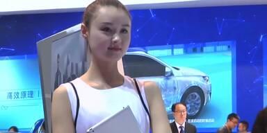 Auto-Show darf nicht sexy sein