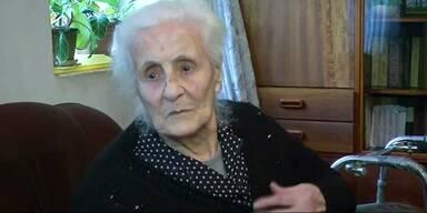 103-Jährige Armenierin erzählt von ihrer Flucht