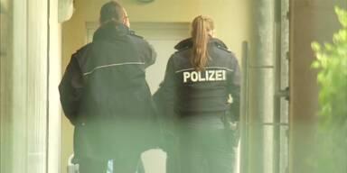 Bomben-Material in Wohnung gefunden