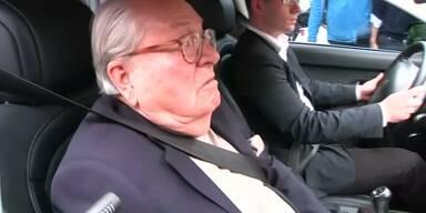 Le Pen kämpft gegen Suspendierung