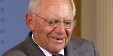 Schäuble: Kein Schuldenschnitt für Griechenland erforderlich