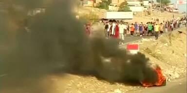 Kein Ende der Proteste gegen Kupfermine