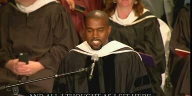 Ehrendoktor für Kanye West