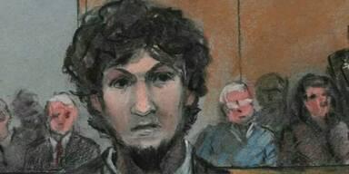 Todesstrafe für Boston-Attentäter