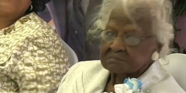 Amerikanerin feiert 116. Geburtstag