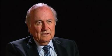 Nach Wahl: das sagt Blatter