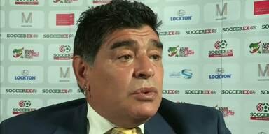 Maradona will angeblich FIFA-Präsident werden