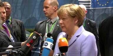 Merkel: Keine Fortschritte