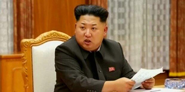 Provokationen: USA warnen nun Kim