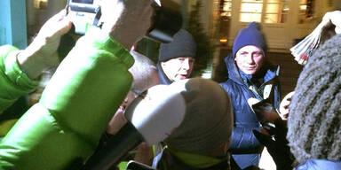 Daniel Craig in Altaussee