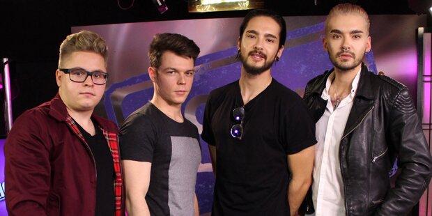 Tokio Hotel-Absturz: Sie sind ein Flop!