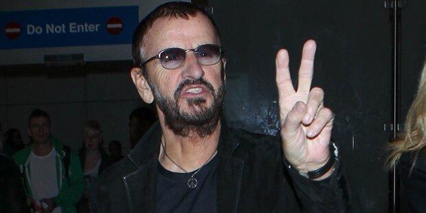 Ringo Starr: Neues Album & US-Tour