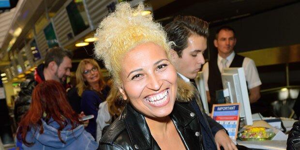 Patricia Blanco fliegt von Berlinale-Party