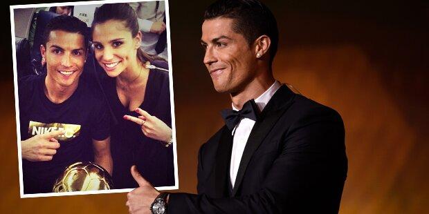 Cristiano Ronaldo: Hat er schon eine Neue?
