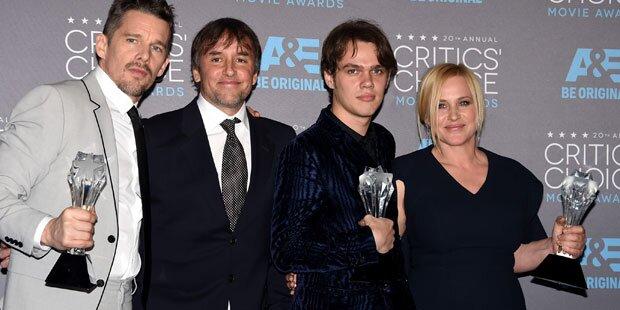 Critics' Choice: Oscar-Favoriten räumen ab