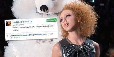 Boris Becker: Stolz auf Tochter Anna Ermakova
