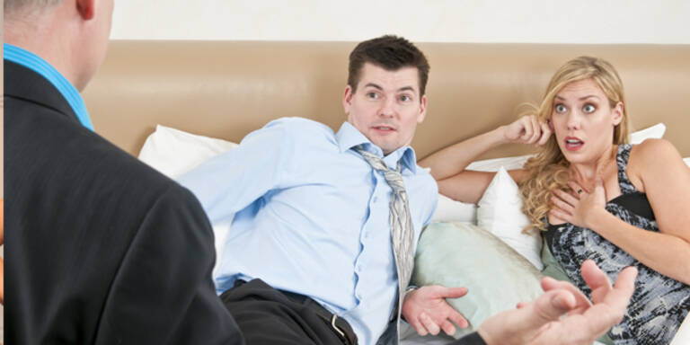 Was untreue Männer über ihre Frauen denken