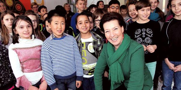 Bund & Länder teilen sich Lehrer