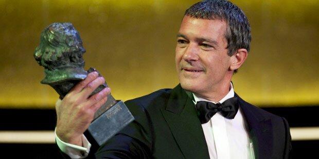 Ehren-Goya für Antonio Banderas