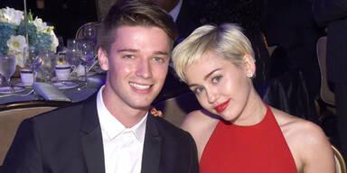 Miley Cyrus: Wilder Sex mit Arnie-Sohn