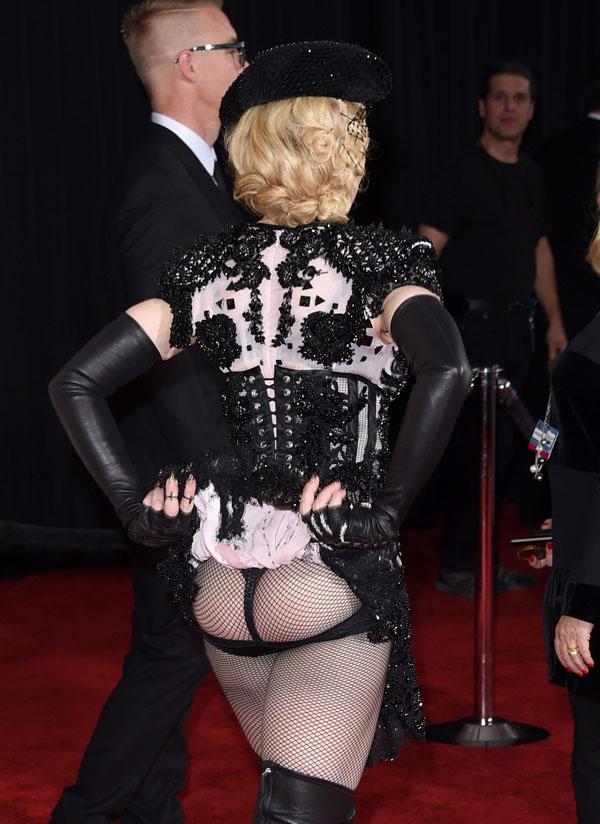 Madonna auf den Grammys