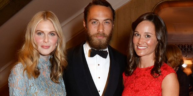 Pippa Middleton strahlt bei Charity-Event