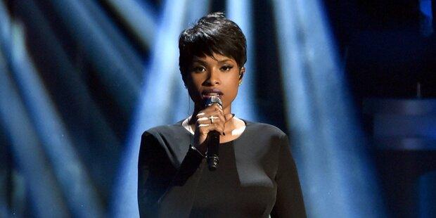 Jennifer Hudson singt bei den Oscars