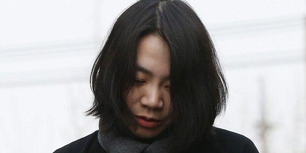 Haftstrafe für Tochter von Korean-Air-Chef