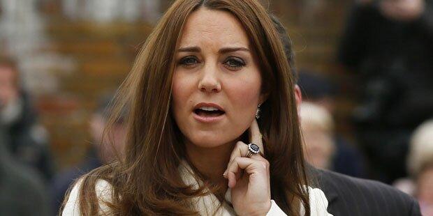 Herzogin Kate, geht es dir gut?