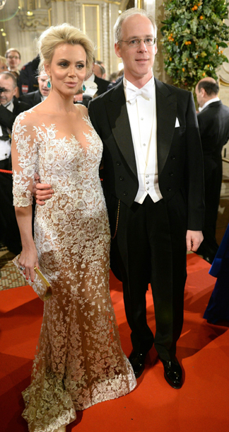 Das teuerste Kleid am Opernball