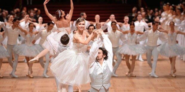 Opernball: So schön war die Eröffnung