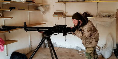 ISIS- Kämpfer aus Linz im Krieg verletzt