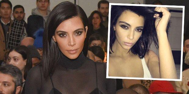 Kim Kardashian: Shitstorm wegen Aufsteh-Selfie