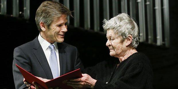 Elisabeth Orth neue Burgtheater-Doyenne