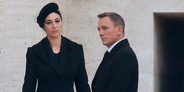 Monica Bellucci: Bin kein Bondgirl